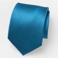 Krawatte grellblau